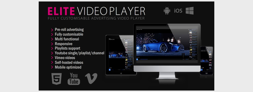15 Best HTML5 Video Players - All Pro Web Designs