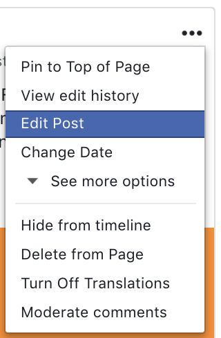 How to Edit a Facebook Ad and Retain Social Proof - All Pro