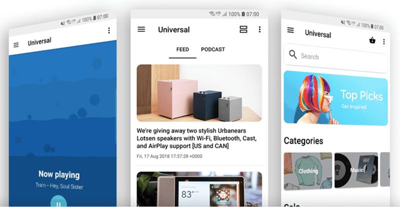 20 Best Android App Templates of 2019   All Pro Web Designs
