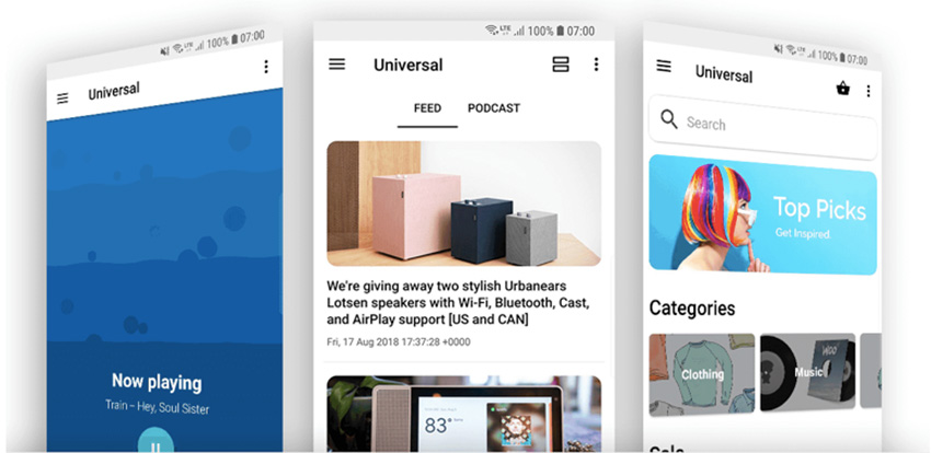 20 Best Android App Templates of 2019 - All Pro Web Designs