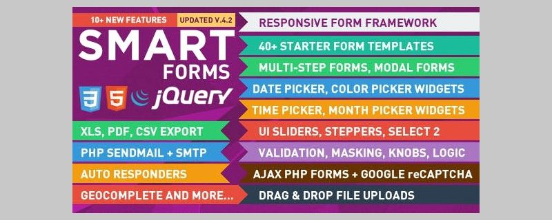 Best JavaScript Forms of 2019 - All Pro Web Designs