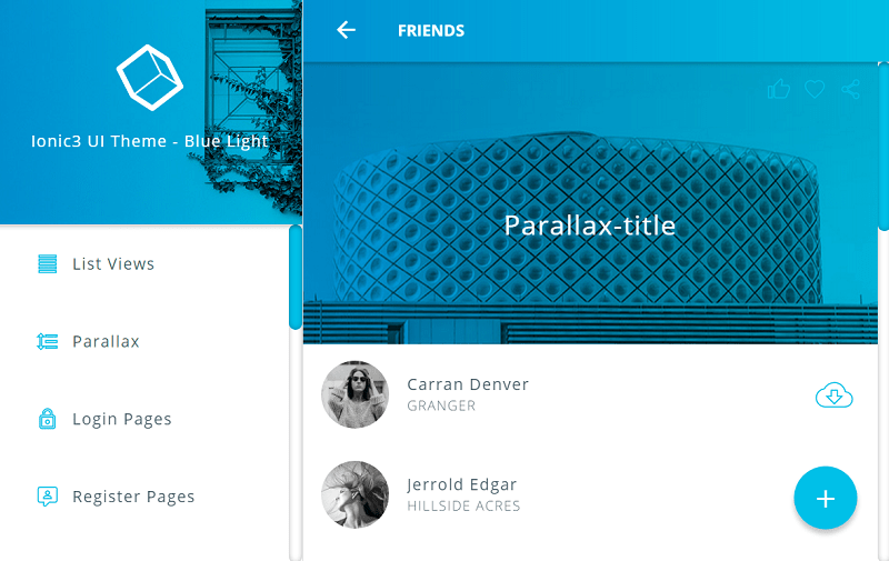Easier Apps With Ionic Templates, Frameworks, and Tools